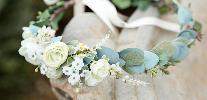 تاج عروس گل و گیاه