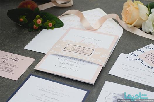 جدیدترین کارت عروسی