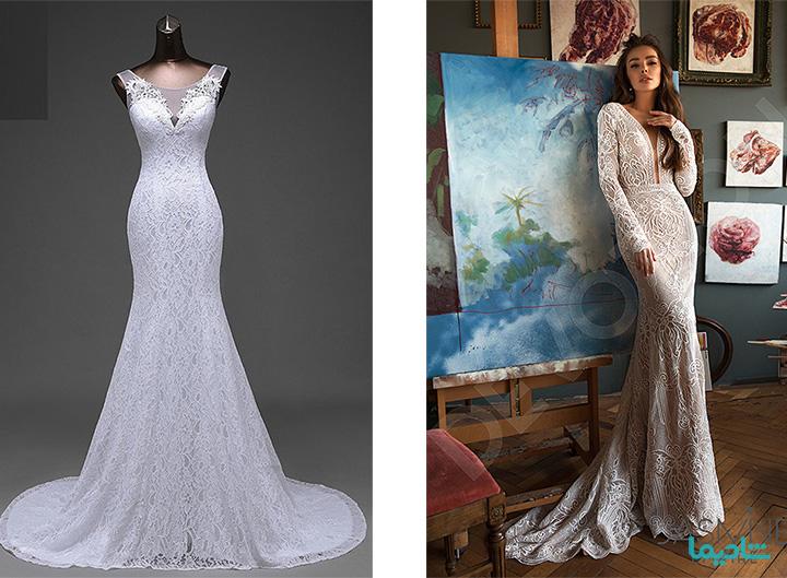 لباس عروس ترومپت 2020