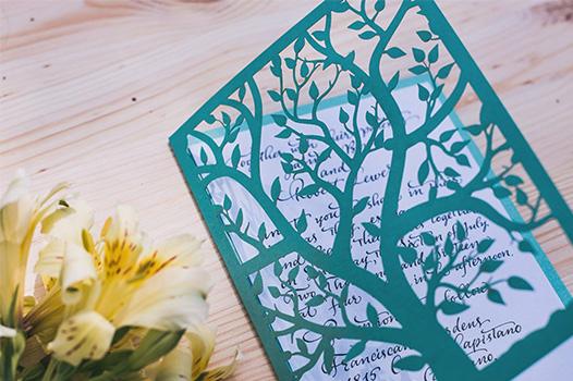 کارت عروسی طرحدار