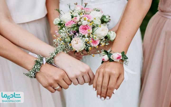 انواع اکسسوری عروس